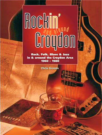 Rockin' and around Crodyon - book cover